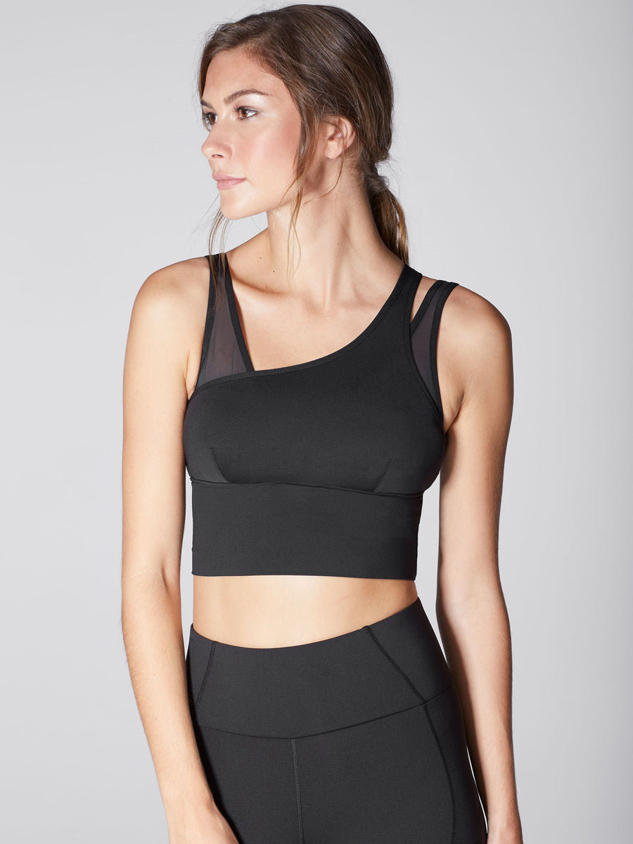 c9b9e8fb199db1 Releve Fashion Michi Black Glory Crop Top Sustainable Fashion Athleisure  Activewear Brand Positive Luxury Brands to