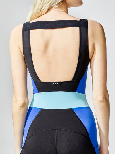 Releve Fashion Circuit Jumpsuit Hydro Sustainable Fashion Athleisure Activewear Brand Positive Luxury Brands to Trust Purchase with Purpose Shop for Good