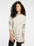 Farfalla Sweatshirt, Heather Grey