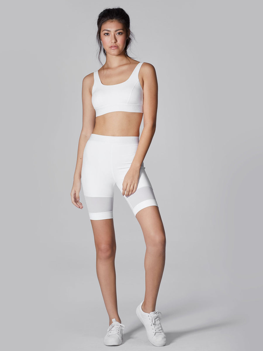 Pulse Short, White