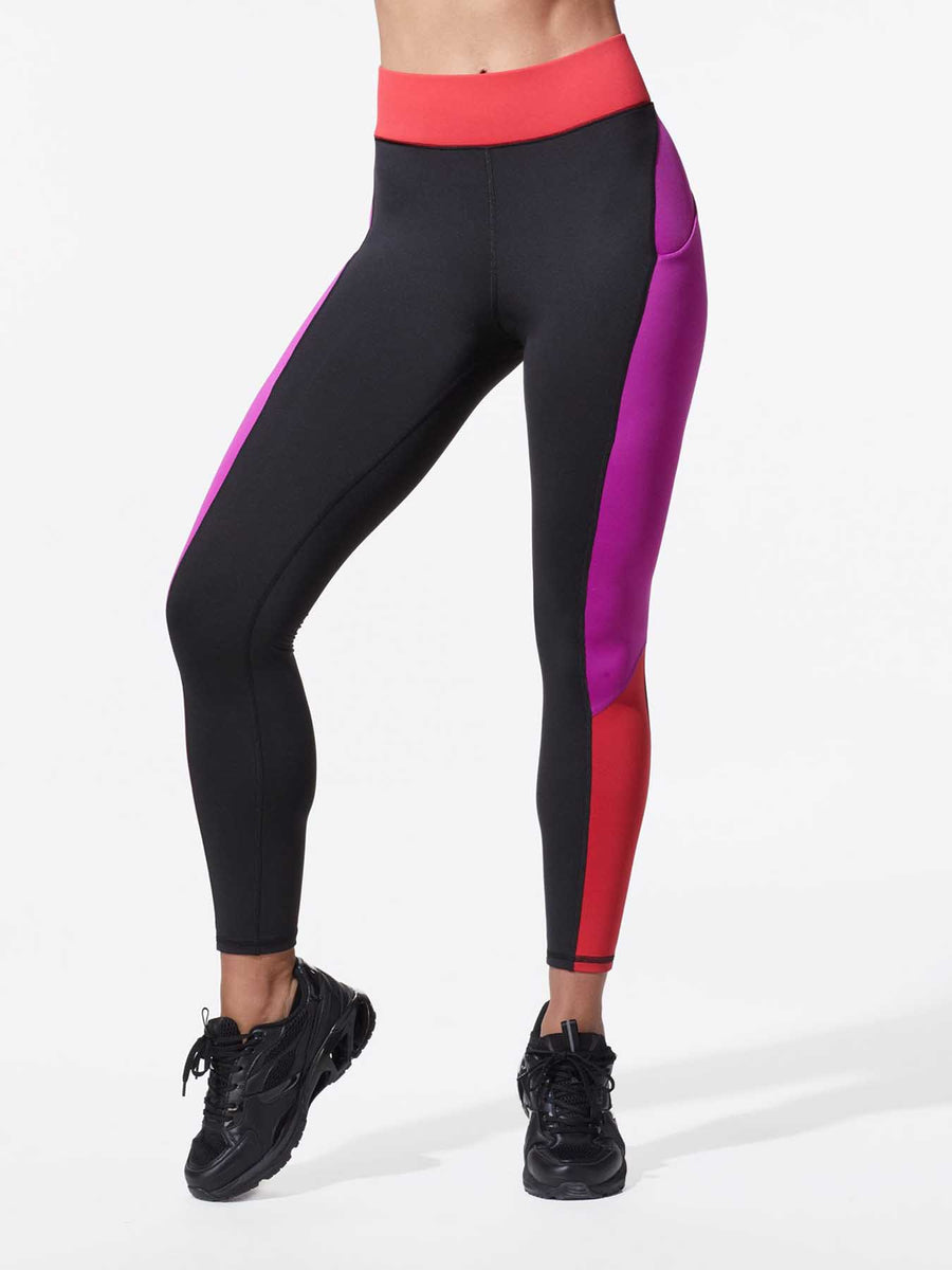 Alba Pocket Legging, Blaze