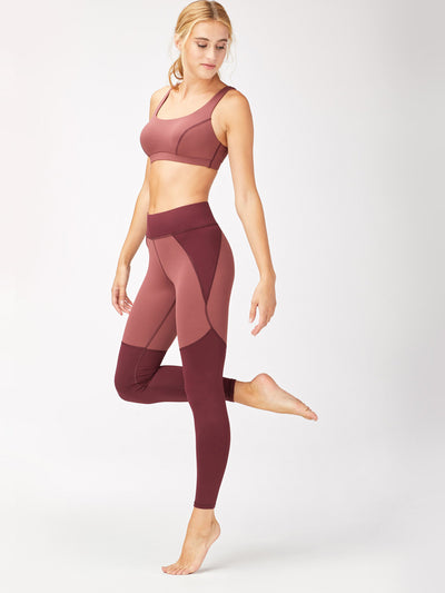 Releve Fashion Michi Spice Principal Sports Bra Ethical Designer Brand Sustainable Fashion Athleisure Activewear Athleticwear Positive Luxury Brands to Trust Purchase with Purpose Shop for Good