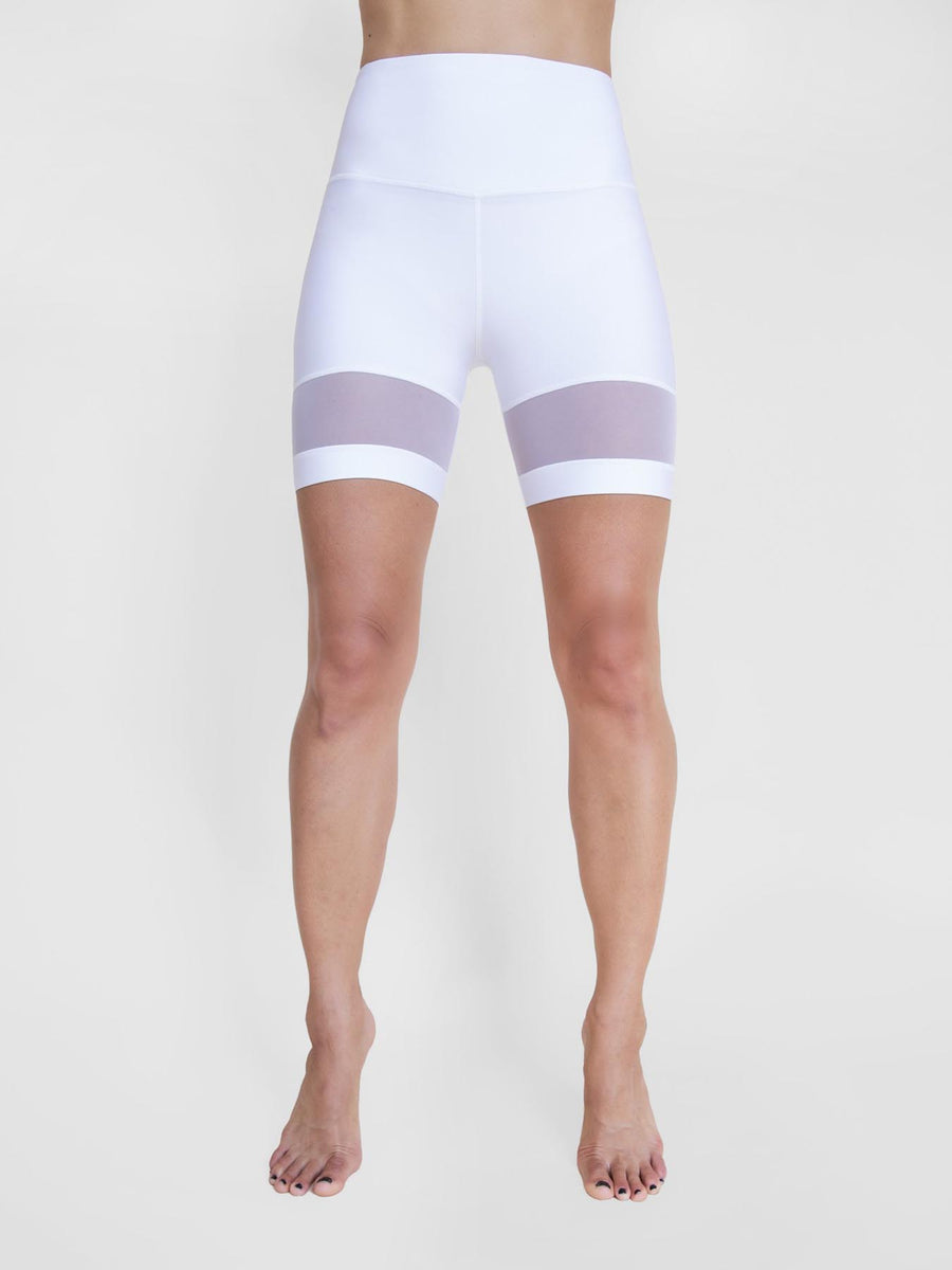 Psyloque Short, White