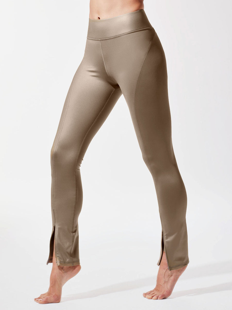 Splice Legging, Golden