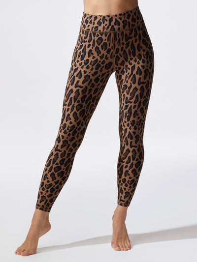 Releve Fashion Michi Leopard Verve Legging Ethical Designer Brand Sustainable Fashion Athleisure Activewear Athleticwear Positive Luxury Brands to Trust Purchase with Purpose Shop for Good