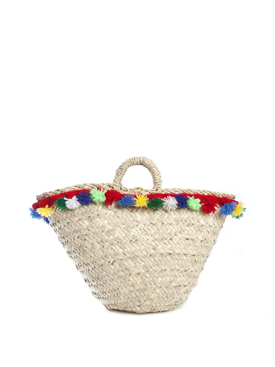 Sicilian Basket II, Multicolour