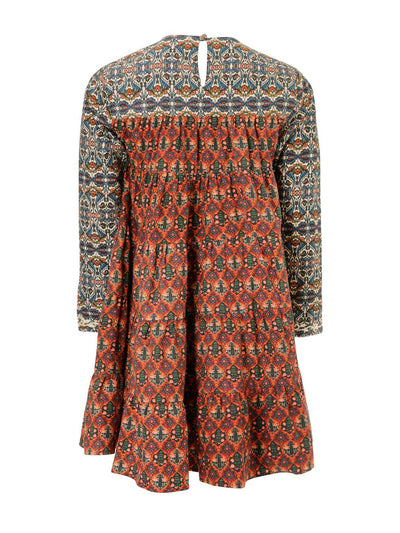 Releve Fashion Muzungu Sisters Lily Bakhtiari Cotton Embroidered Dress Ethical Designers Sustainable Fashion Brand Handmade Artisanal Positive Fashion Purchase with Purpose Shop for Good