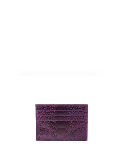 Releve Fashion Cardholder African Violet Sustainable Ethical Fashion Brand Positive Luxury Positive Fashion Purchase with Purpose Shop for Good