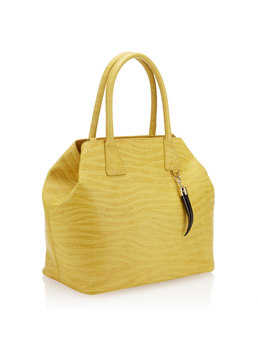 Releve Fashion Okapi Aziri Sun Blesbok Gold Hardware Shop Buy Now Sustainable Fashion Ethical Fashion Positive Fashion Positive Luxury Brand Bags Accessories Top Handle Tote Bag Shoulder Bag