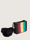 Releve Fashion Okapi Aja Quentin Jones Clutch Multicolour Sustainable Ethical Fashion Brand Positive Luxury Positive Fashion Purchase with Purpose Shop for Good