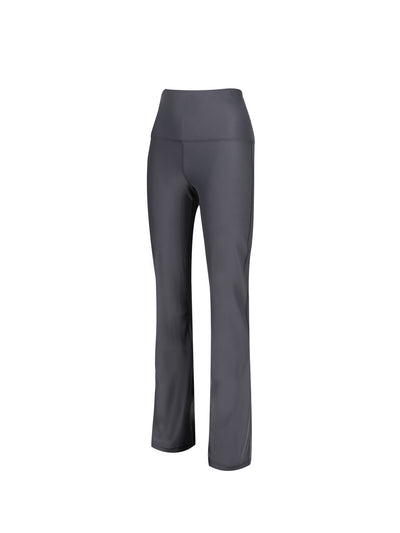 Releve Fashion Pama London Grey Moon & Stars Wide-Cut Leggings Ethical Designers Sustainable Fashion Brand Activewear Athleticwear Athleisure Yoga Positive Fashion Purchase with Purpose Shop for Good