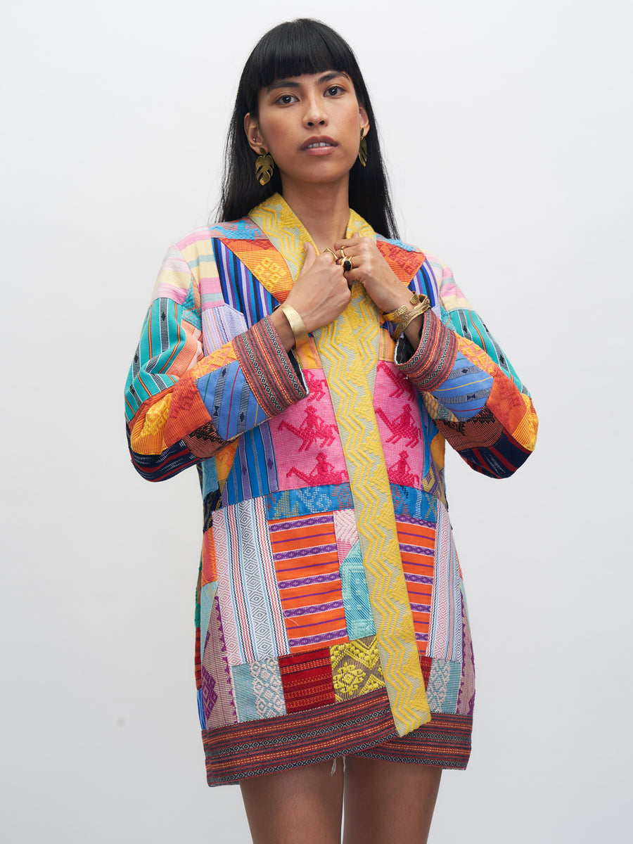 Makulay Jacket, Multicolour