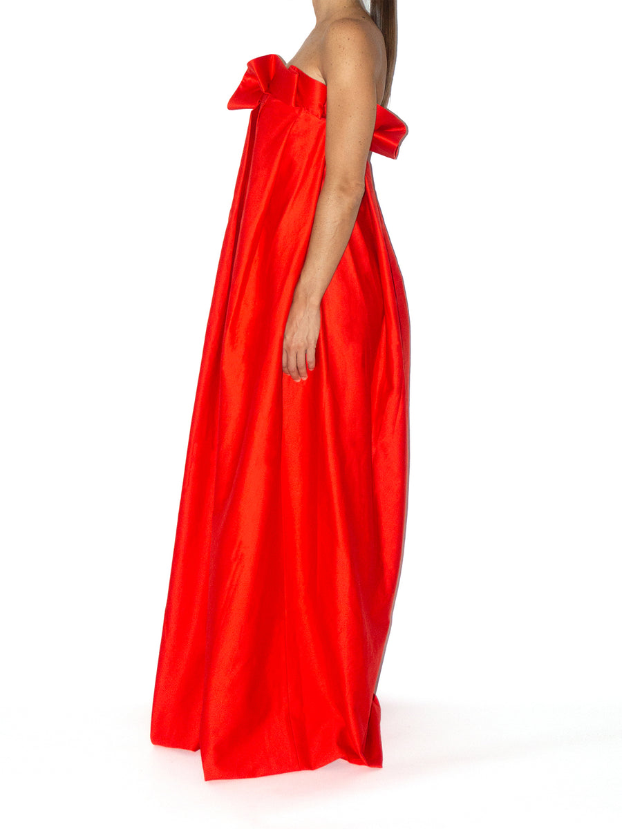 Geisha Gown, Red