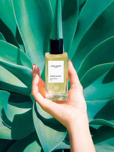 Releve Fashion Sana Jardin Shop Buy Now Sustainable Fashion Ethical Fashion Positive Fashion Positive Luxury Brand Fragrance Perfume Lifestyle Berber Blonde