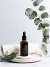 Releve Fashion Sofia Latif Scalp Hair Oil Ethical and Sustainable Lifestyle Brand Natural Organic Skincare Cruelty-free Vegan Purchase with Purpose Shop for Good