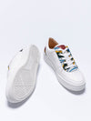 Releve Fashion Wibes Retro Floral Tonal Shoes Trainers Sneakers Ethical Designers Sustainable Fashion Brands Purchase with Purpose Shop for Good