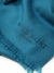 Lightweight 100% Cashmere Scarf, Teal