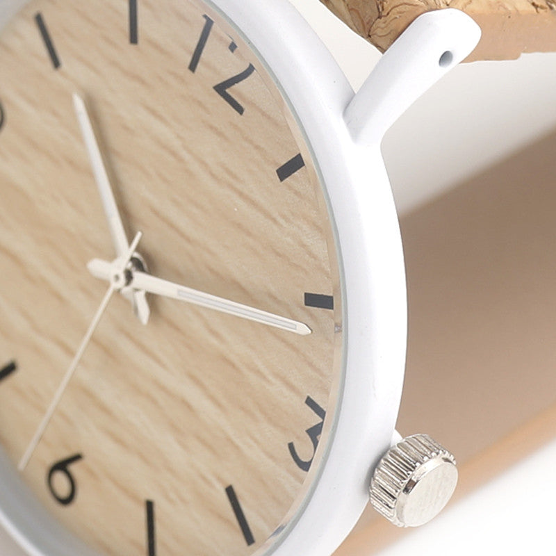 bamboo-unisex-watch-dial-with-cork-leather-band-two-designs-face