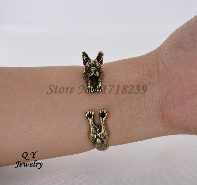 french-bulldog-bangle-dog-bronze