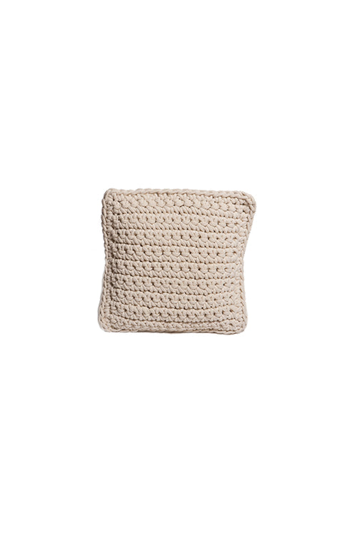 CROCHET SQUARE PILLOW