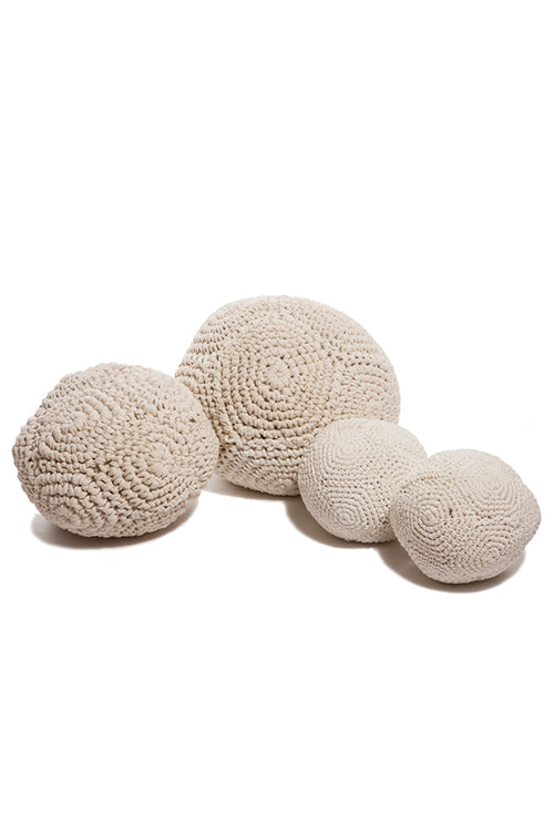 CROCHET PILLOW BALL