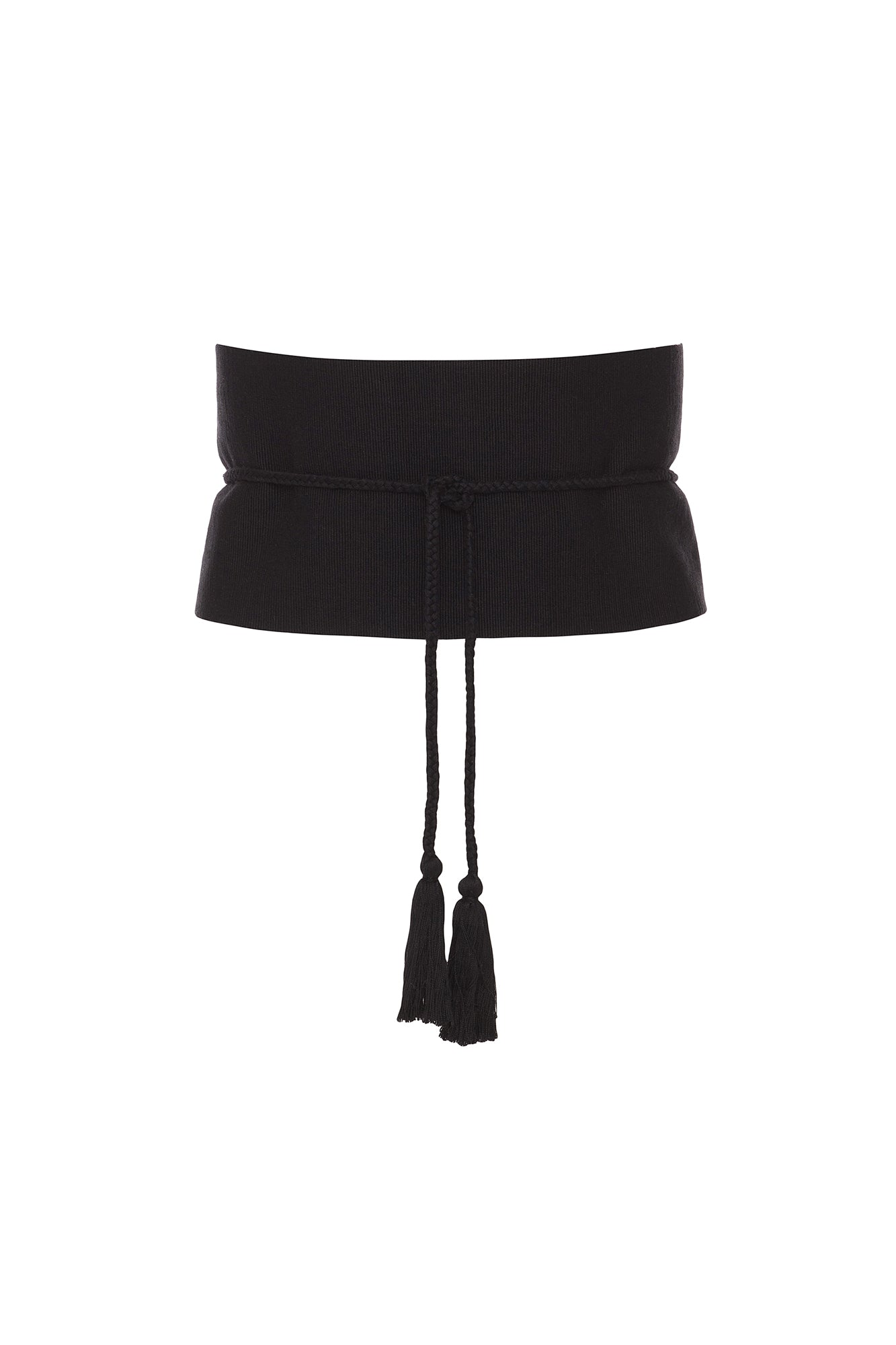Carolina K Carmen Belt Black One Size