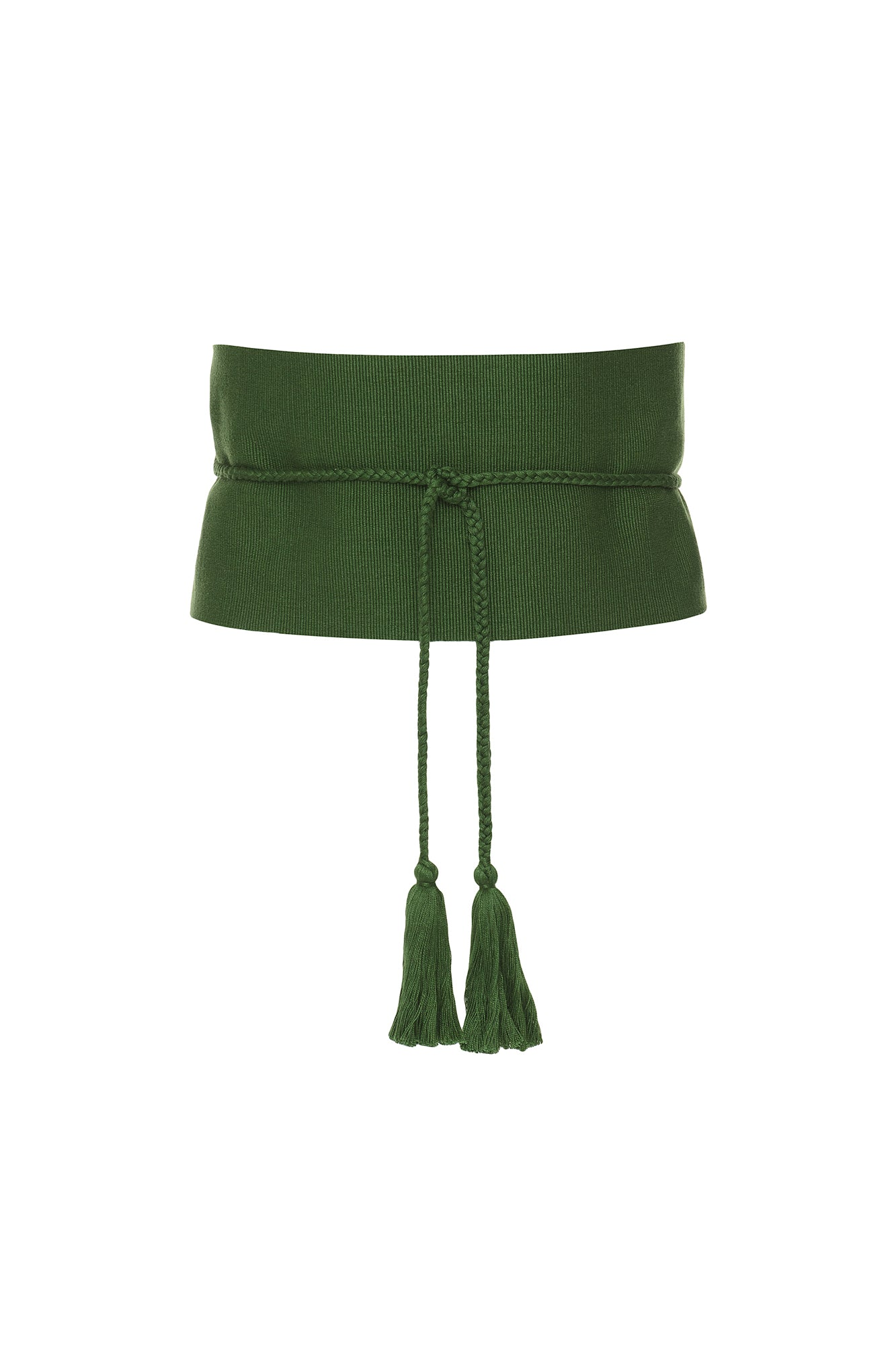 Carolina K Carmen Belt Green One Size