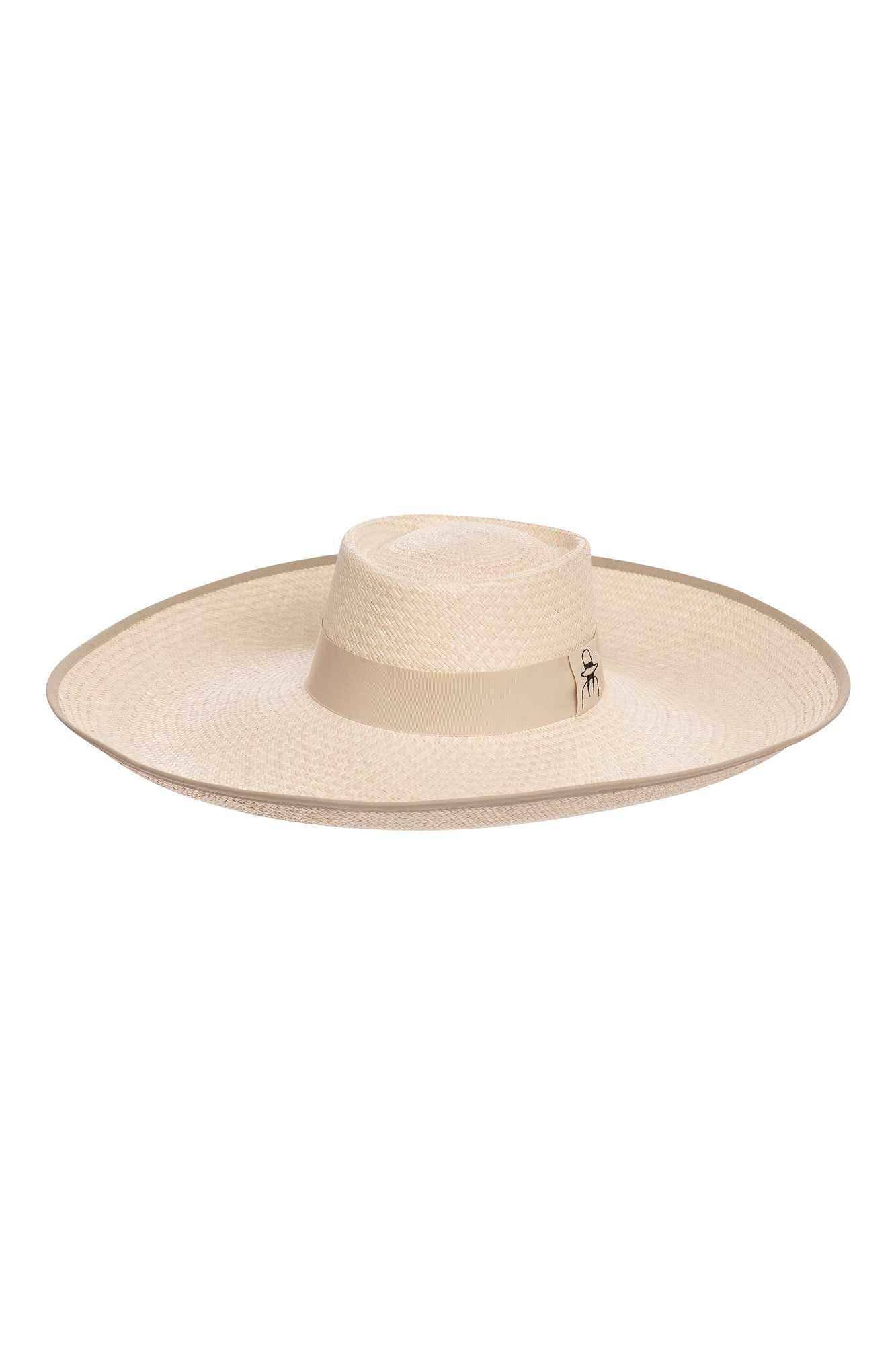 Carolina K Resort Cielo Hat in Natural
