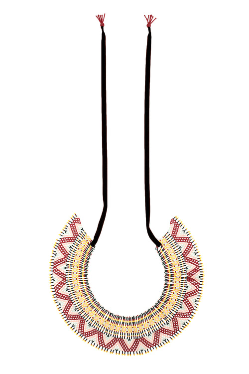 Carolina K Huichol Necklace