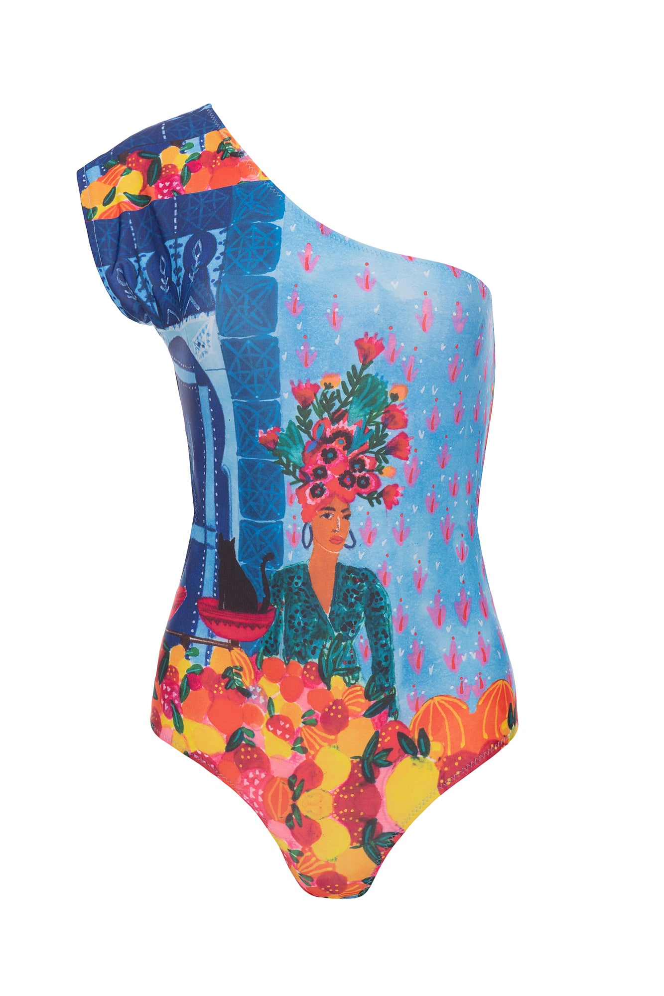 Carolina K Tilda One Piece Frutas