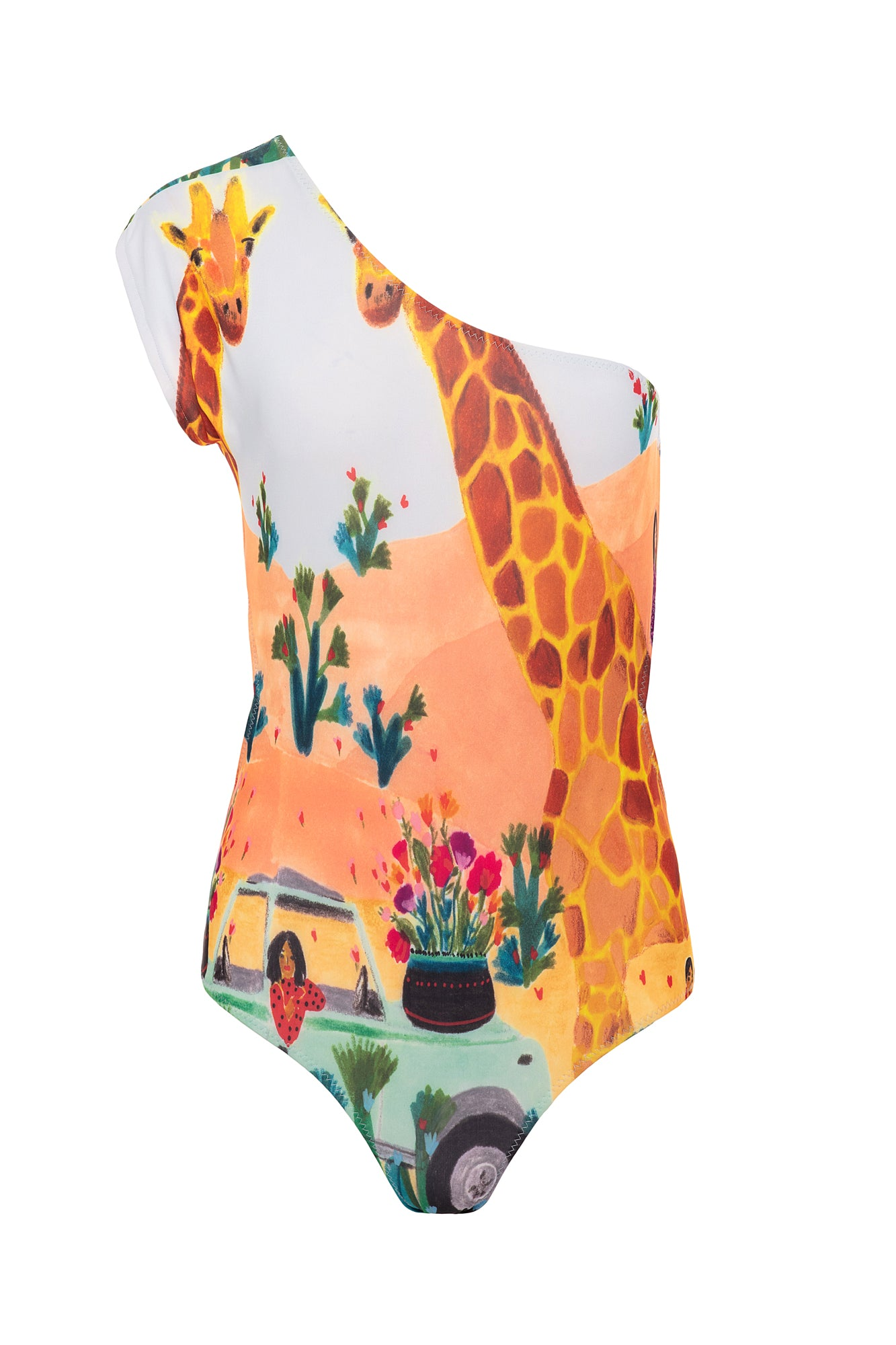 Carolina K Tilda One Piece Giraffe