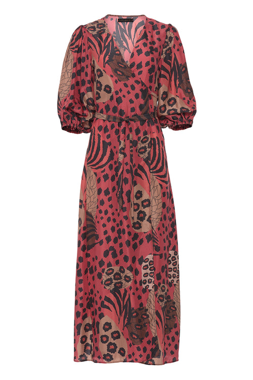 Carolina K Donna Robe Haute Jungle
