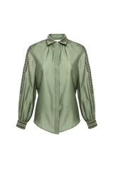 Carolina K Eden Blouse Basil