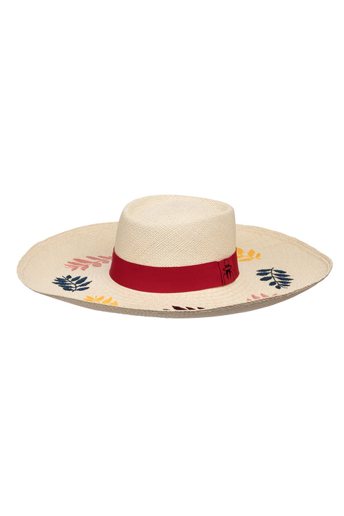 Carolina K Hoja Straw Hat