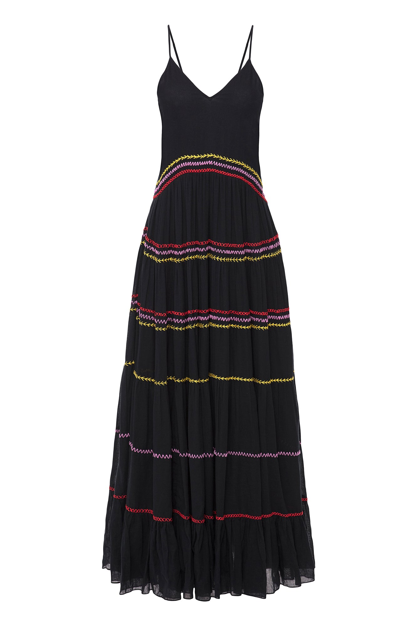 Marieta Embroidered Dress