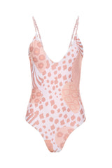 Carolina K Marieta One Piece Champagne Jungle