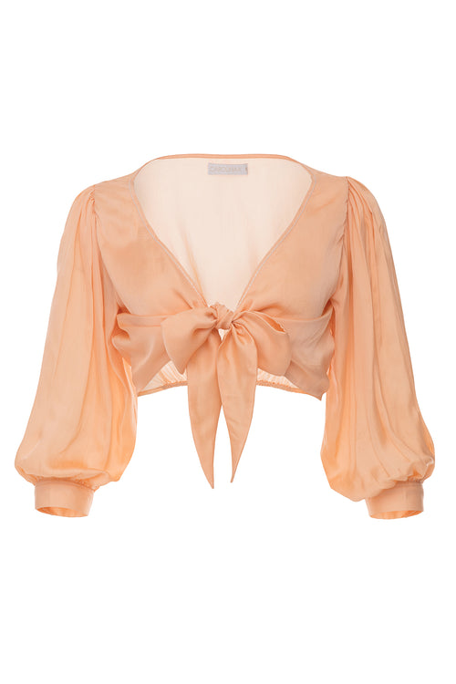 Carolina K Tia Blouse Pink
