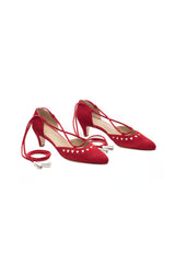 Carolina K Triangle Pump Red