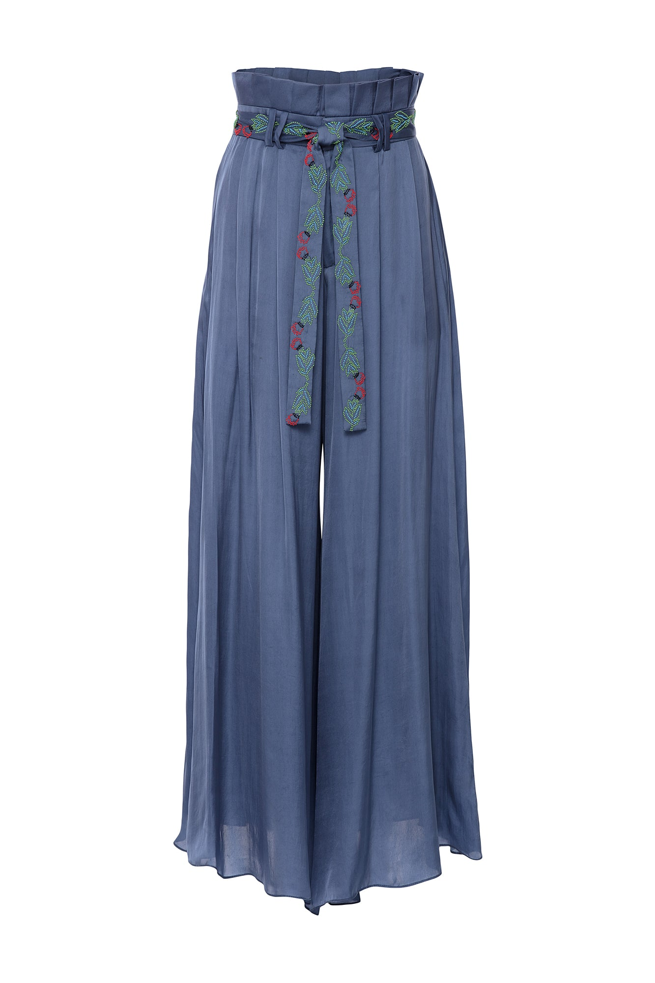 Carolina K Wesley Pants Indigo