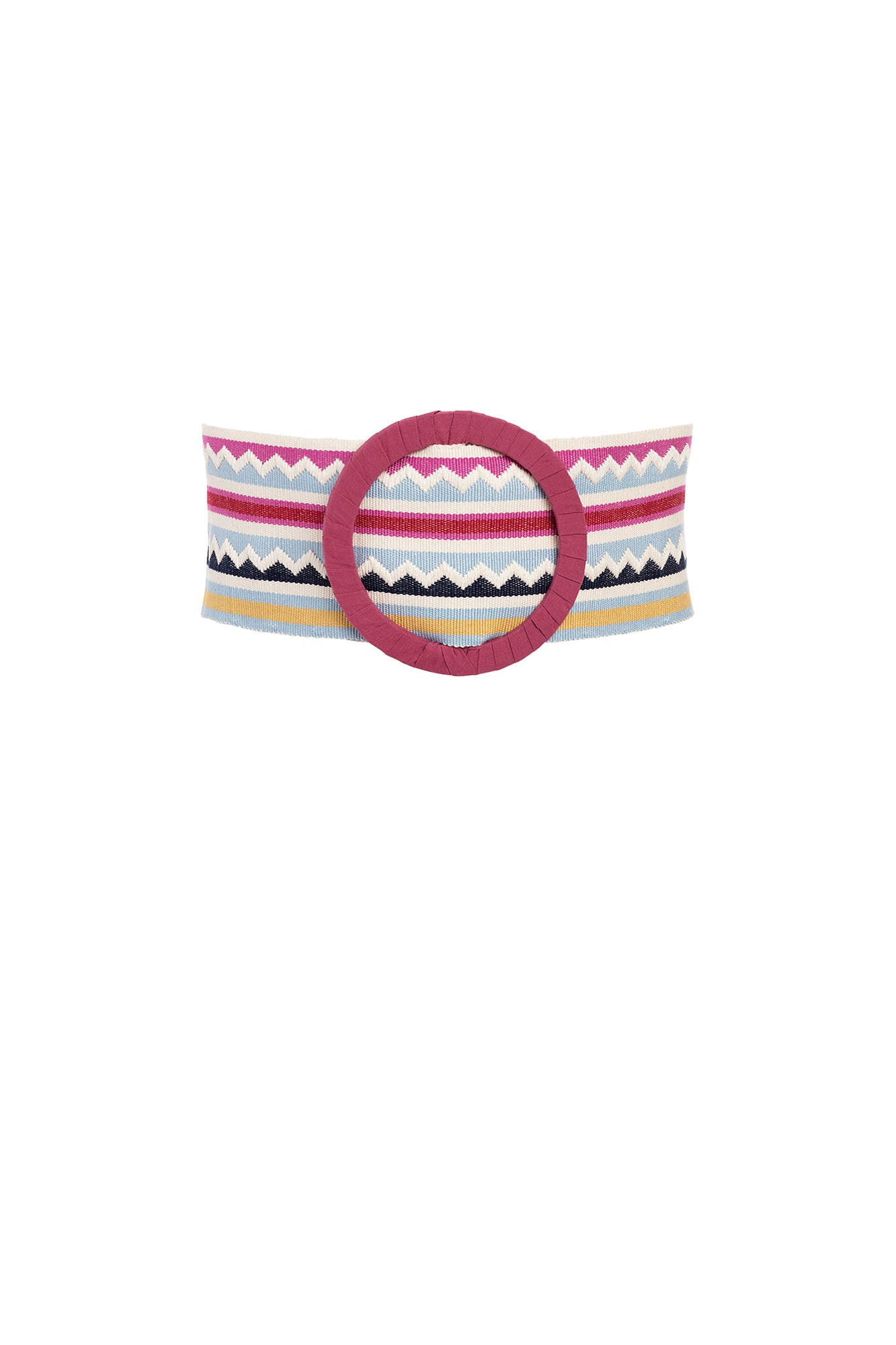 Carolina K Alicia Belt Multi Triangles