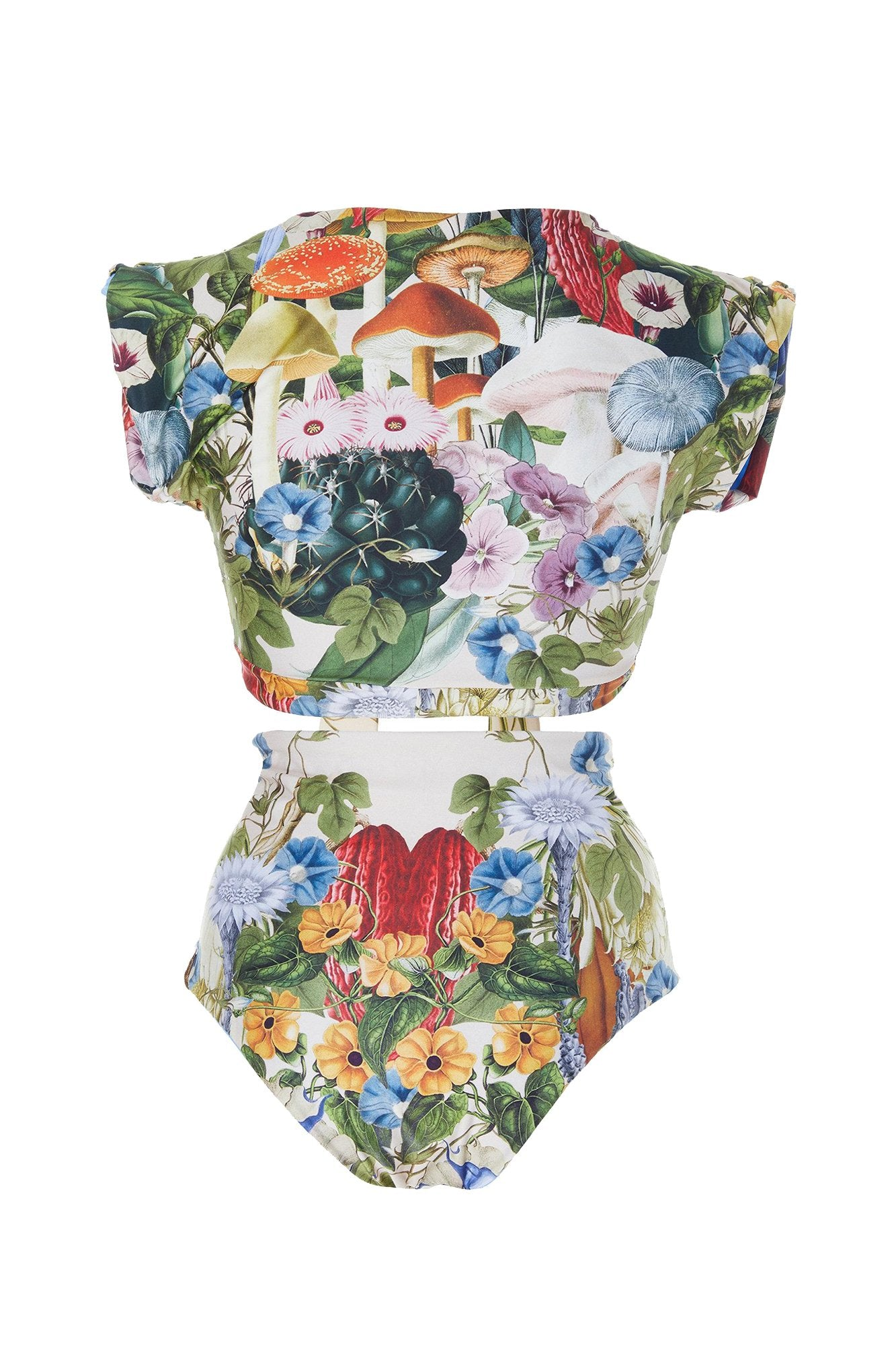 Carolina K Nina Bikini Set Sacred Plants