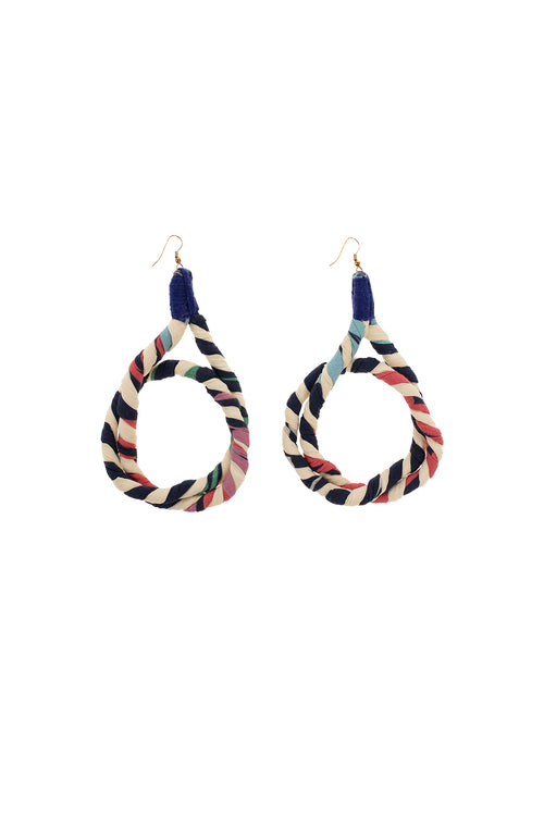 Carolina K Pretzel Earrings