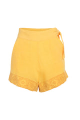 Carolina K Sandy Shorts in Sunset Yellow
