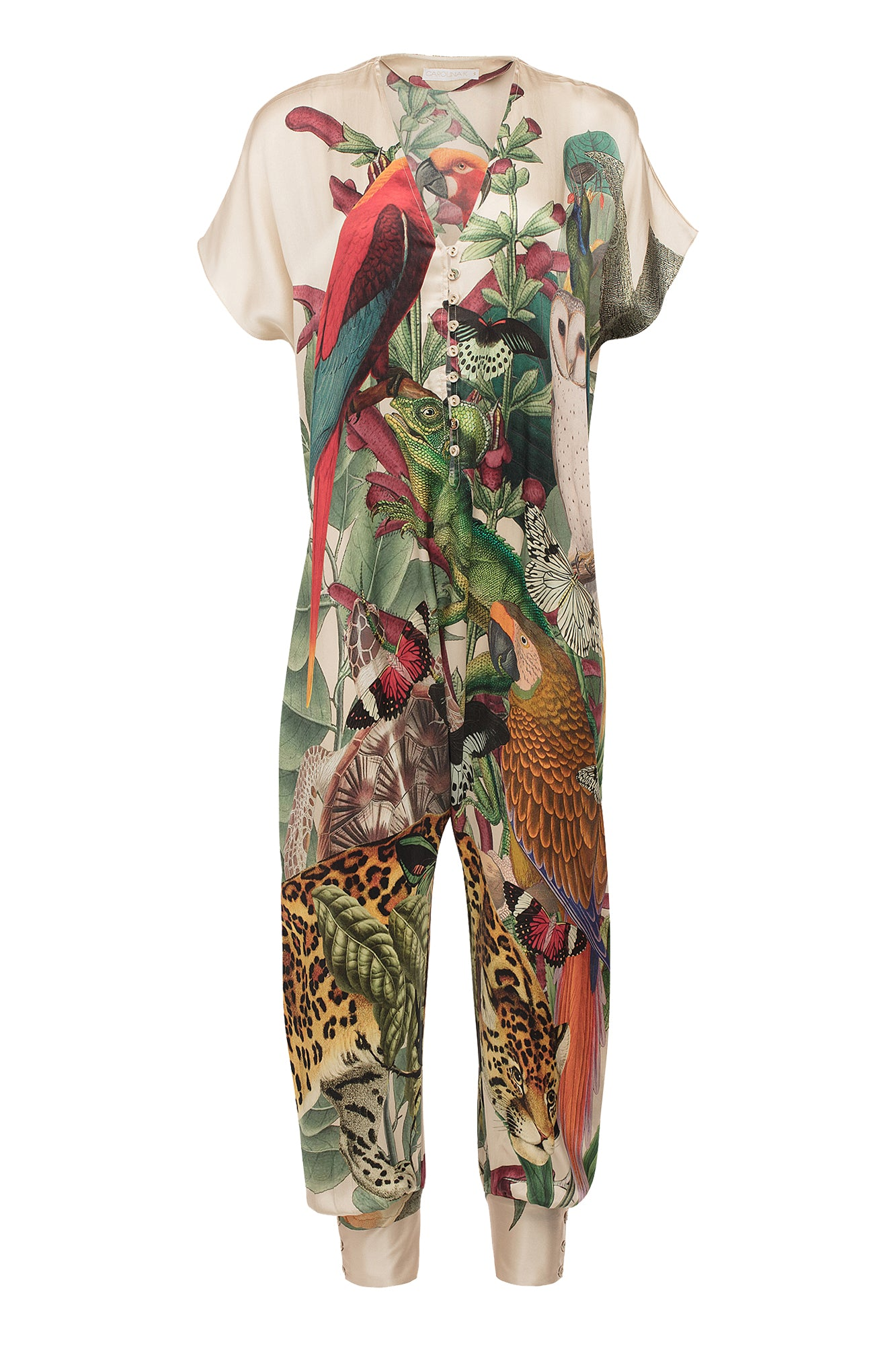 Carolina K Sera Jumpsuit Sacred Animals