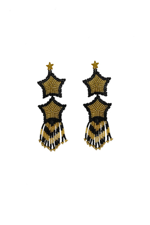 Carolina K Shooting Stars Earrings