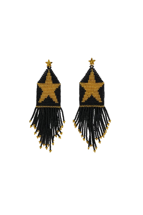 Carolina K Star Earrings