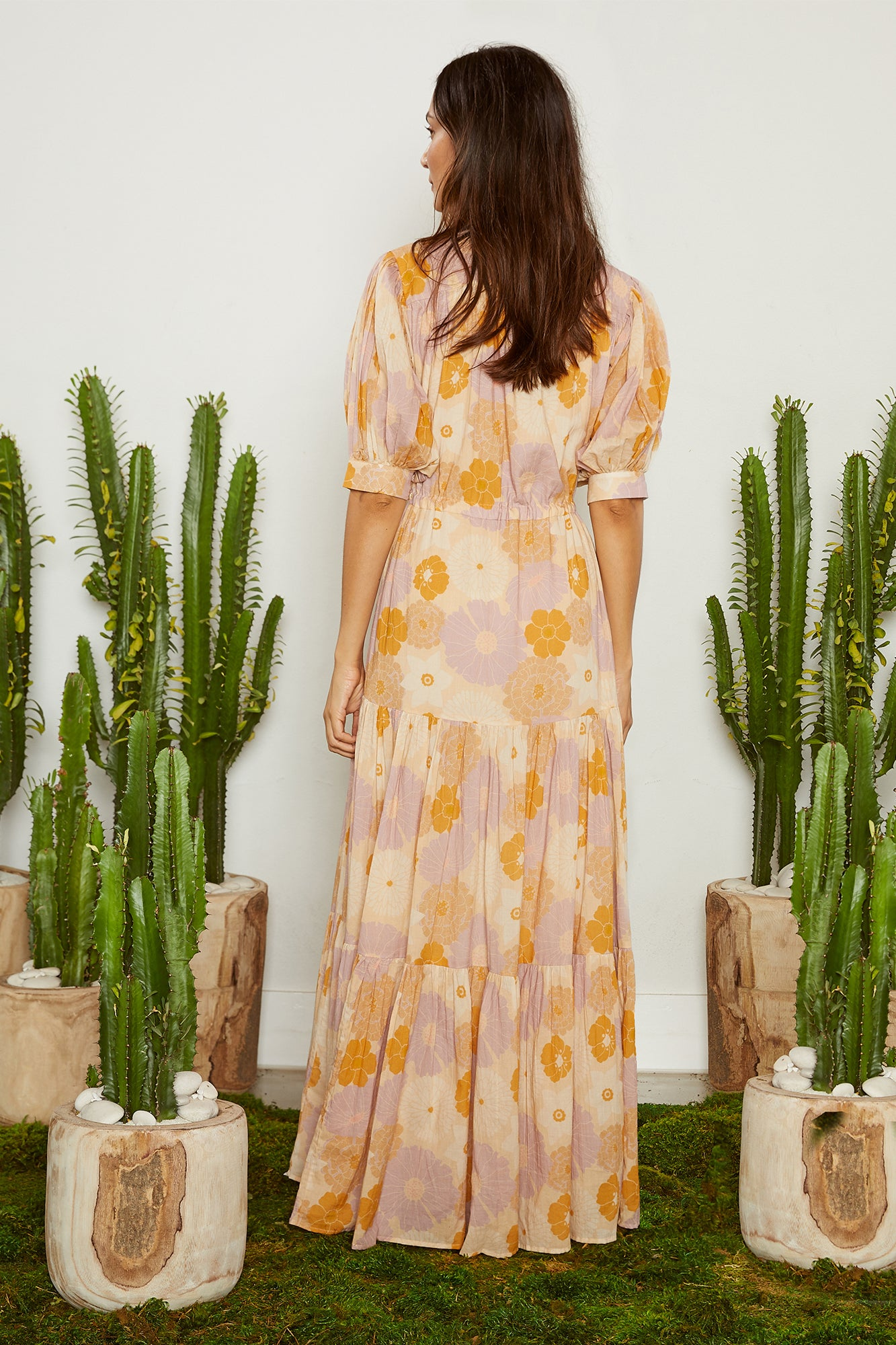 Carolina K Tara Dress Jane Flowers