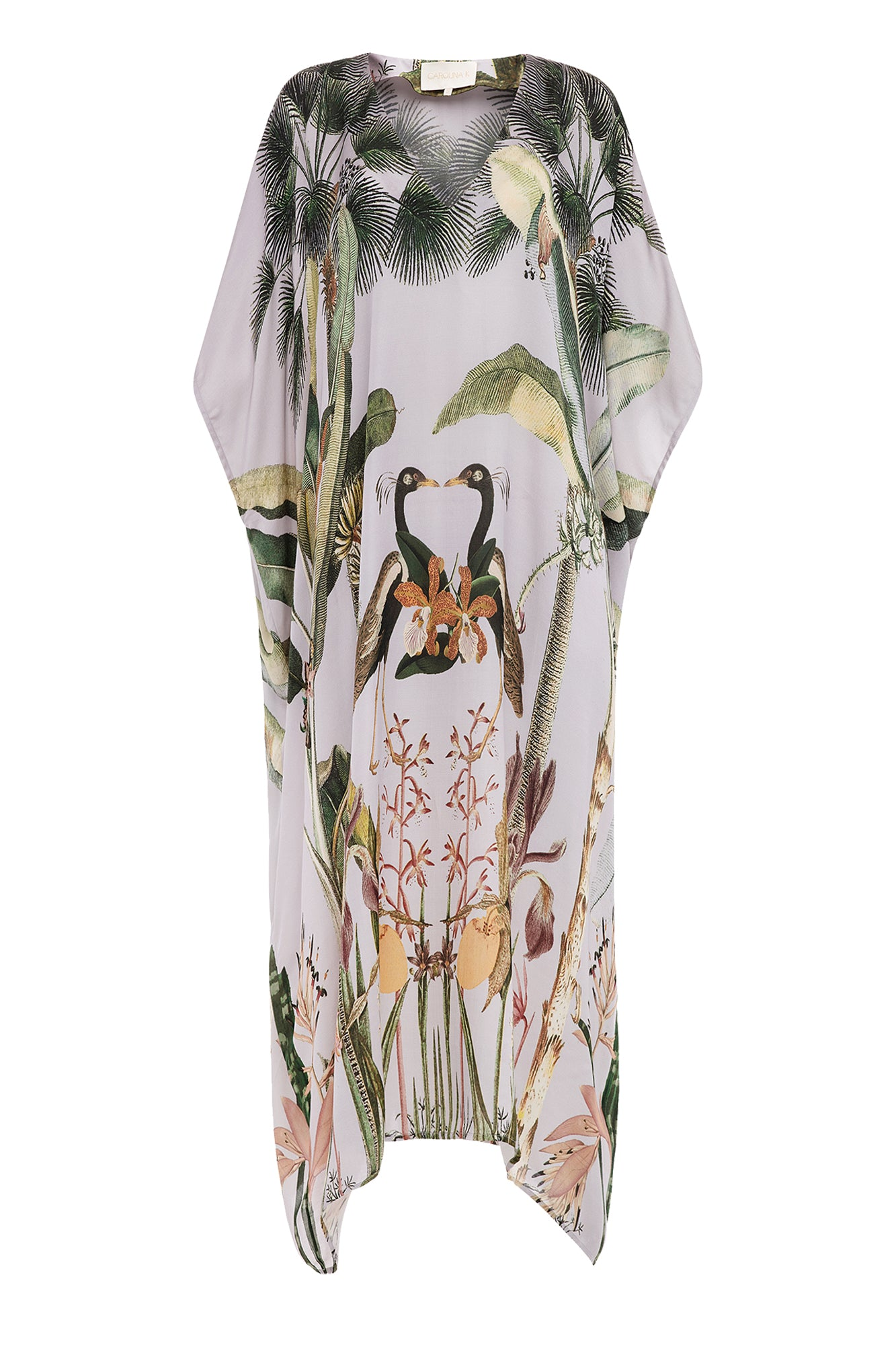 Carolina K Xim Kaftan Tropical