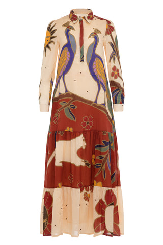 Barbara Kaftan Dress