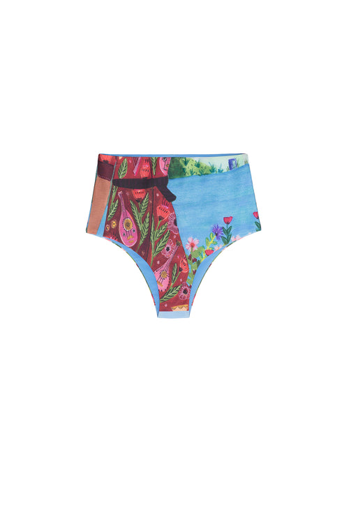 Carolina K Nina Bikini Bottom Mandolin